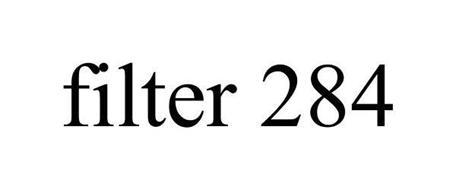 FILTER 284