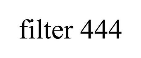 FILTER 444