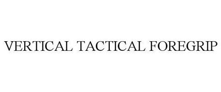 VERTICAL TACTICAL FOREGRIP