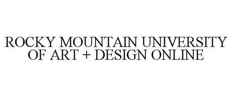 ROCKY MOUNTAIN UNIVERSITY OF ART + DESIGN ONLINE