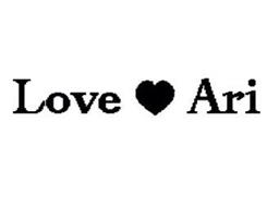 LOVE ARI