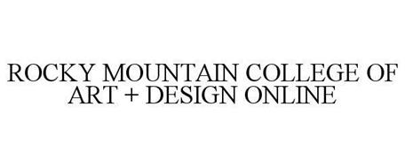 ROCKY MOUNTAIN COLLEGE OF ART + DESIGN ONLINE