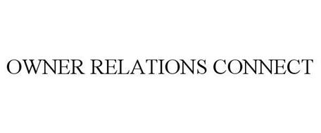 OWNER RELATIONS CONNECT