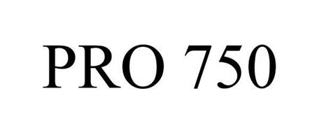 PRO 750
