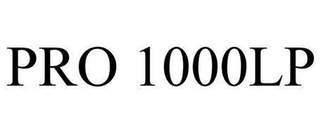 PRO 1000LP