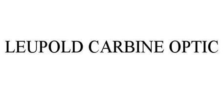 LEUPOLD CARBINE OPTIC