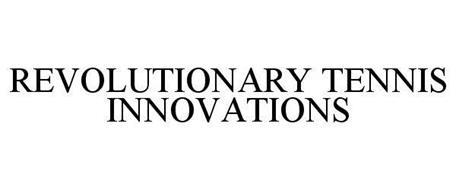 REVOLUTIONARY TENNIS INNOVATIONS