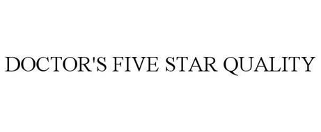 DOCTOR'S FIVE STAR QUALITY
