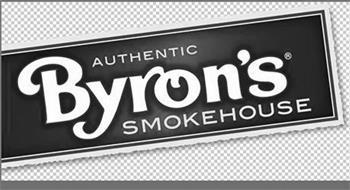 BYRON'S AUTHENTIC SMOKEHOUSE