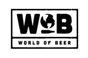 WOB WORLD OF BEER