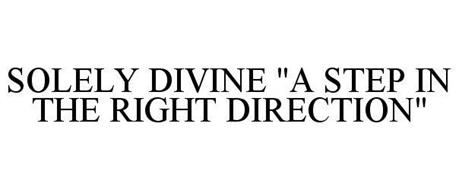 SOLELY DIVINE