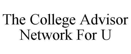 THE COLLEGE ADVISOR NETWORK FOR U