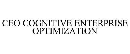 CEO COGNITIVE ENTERPRISE OPTIMIZATION