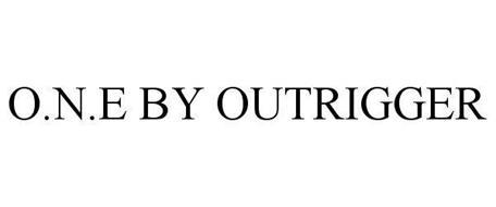 O.N.E BY OUTRIGGER