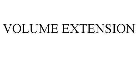 VOLUME EXTENSION