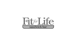 FIT FOR LIFE SANDWICH BAR
