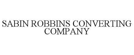 SABIN ROBBINS CONVERTING COMPANY