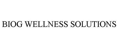 BIOG WELLNESS SOLUTIONS