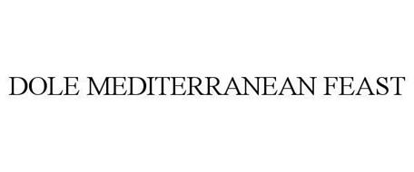 DOLE MEDITERRANEAN FEAST