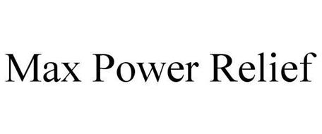 MAX POWER RELIEF