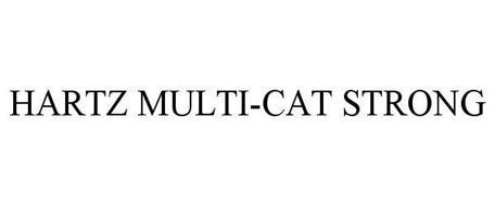 HARTZ MULTI-CAT STRONG