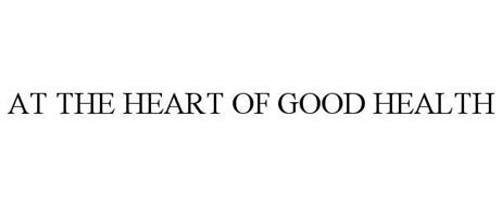 AT THE HEART OF GOOD HEALTH