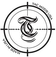 T TAC MODS USA MADE IN USA