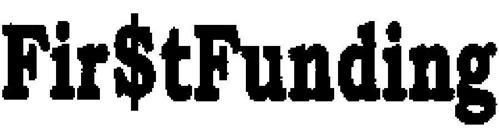 FIR$TFUNDING