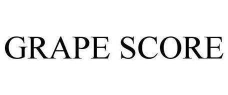 GRAPE SCORE