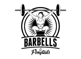 1b862a95b0e BARBELLS   PONYTAILS Trademark of Crossfit 19North Serial Number ...