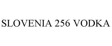 SLOVENIA 256 VODKA