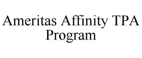 AMERITAS AFFINITY TPA PROGRAM