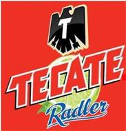 T TECATE RADLER