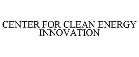 CENTER FOR CLEAN ENERGY INNOVATION