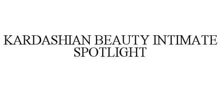 KARDASHIAN BEAUTY INTIMATE SPOTLIGHT