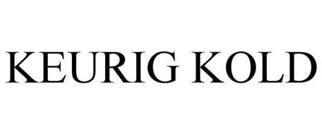 KEURIG KOLD