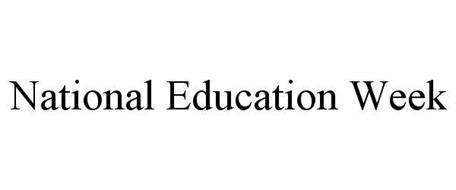 NATIONAL EDUCATION WEEK