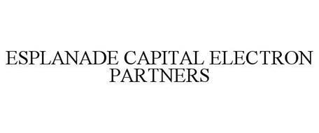 ESPLANADE CAPITAL ELECTRON PARTNERS