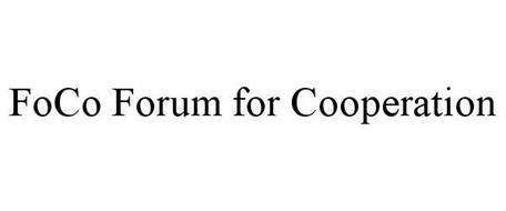 FOCO FORUM FOR COOPERATION