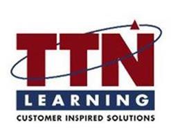 TTN LEARNING CUSTOMER INSPIRED SOLUTIONS