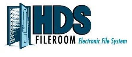 HDS FILEROOM ELECTRONIC FILE SYSTEM