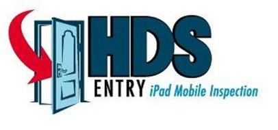 HDS ENTRY IPAD MOBILE INSPECTION