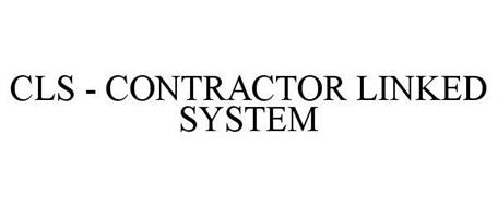 CLS - CONTRACTOR LINKED SYSTEM