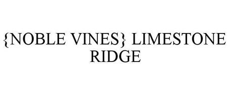 {NOBLE VINES} LIMESTONE RIDGE