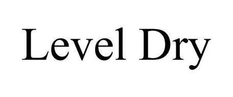 LEVEL DRY