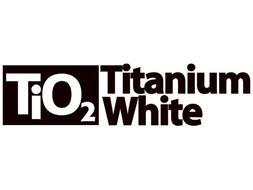 TIO2 TITANIUM WHITE