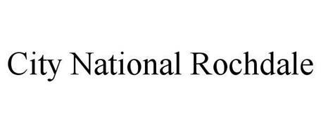 CITY NATIONAL ROCHDALE