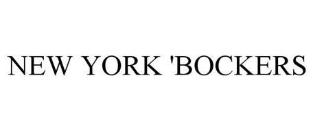 NEW YORK 'BOCKERS