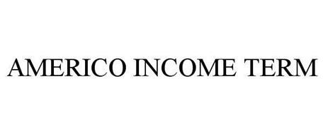AMERICO INCOME TERM
