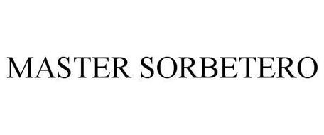 MASTER SORBETERO